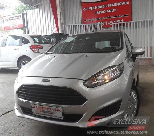 Fiesta S 1.5 16v Flex 5p