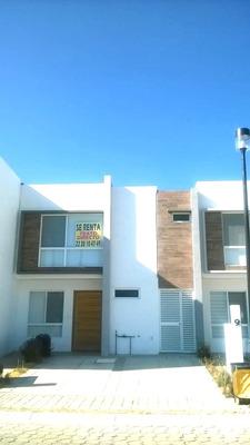 Casa En Renta Lomas De Angelopolis. $9,500 Con Mantenimiento