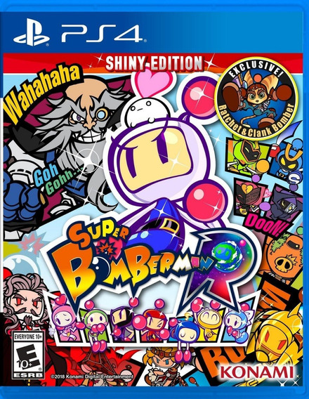 Super Bomberman R Ps4
