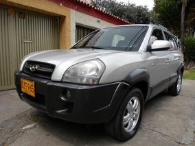 Hyundai Tucson Gls 2007 Automatica 4x4