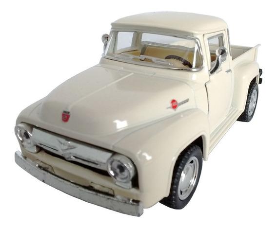 Ford F100 Miniaturas Caminhonetes Pickup 1956 Motos Hornet