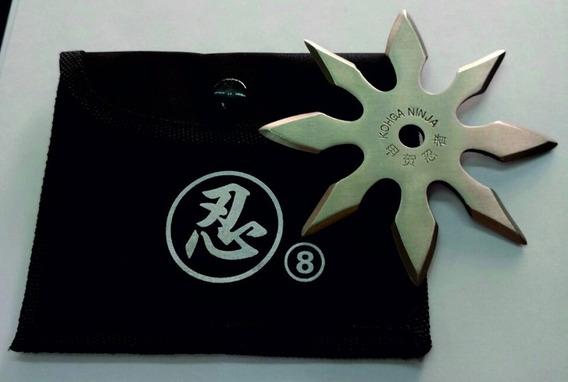Estrella Ninja Shuriken Armas 3 4 5 6 7 8 Puntas Subte A