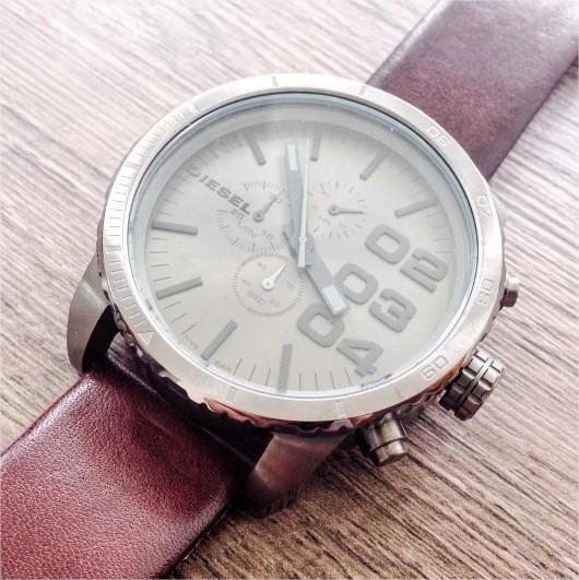 Relógio Diesel Cronógrafo Masculino Dz4210 **ótimo Estado **