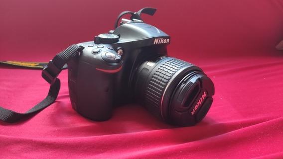 Camera Nikon D5200 + Lente 18-55 + Lente 50mm