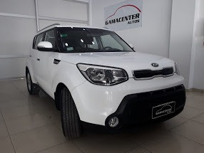 Kia Soul 1.6 Ex Manual 2015 Blanco 104.000km