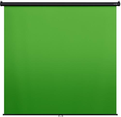 Imagen 1 de 4 de Pantalla Streaming Elgato Green Screen Chromakey Colgable