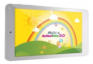 Tablet Avh 7 Action Kids 3.0 Quad Core 1gb Ram 8gb Wifi