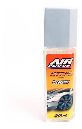 Imagen 1 de 5 de Air Perfum Atomizador Spray Cocosweet 50ml