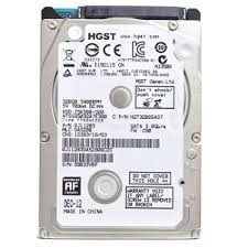 Hd De 320 Gb Sata Hgst Para Notebook