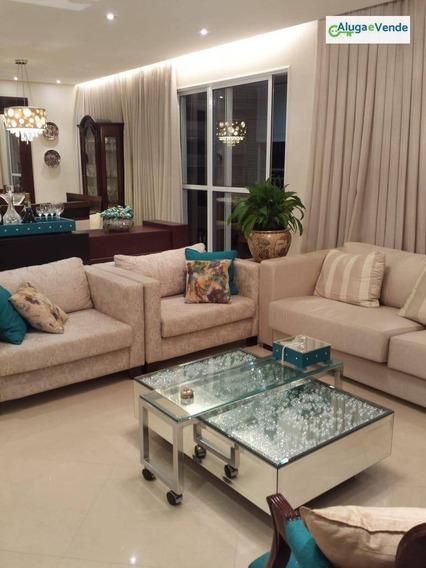 Apartamento Com 3 Suítes À Venda, No Condomínio Supera 128 M² Por R$ 790.000 - Vila Augusta - Guarulhos/sp - Ap0086