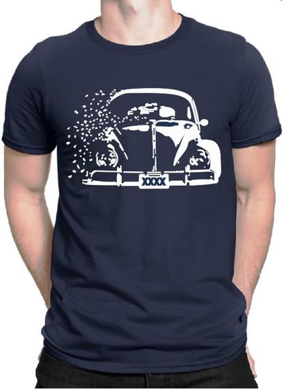 Camiseta Fusca Volkswagen Vw Air Cooled Vocho