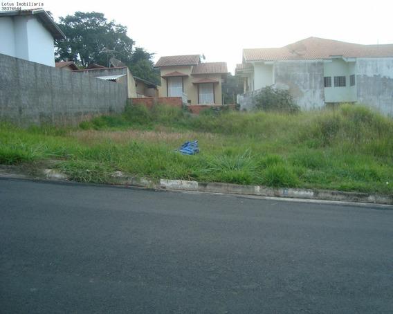 Terreno Em Nova Jaguariúna Iii, Jaguariúna/sp De 0m² À Venda Por R$ 145.000,00 - Te463628