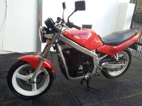 Suzuki Gs 500 Roja 1995 - Impecable