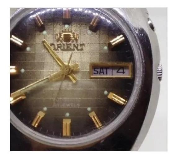 Relógio De Pulso Orient Masculino Automático U04690 Webclock