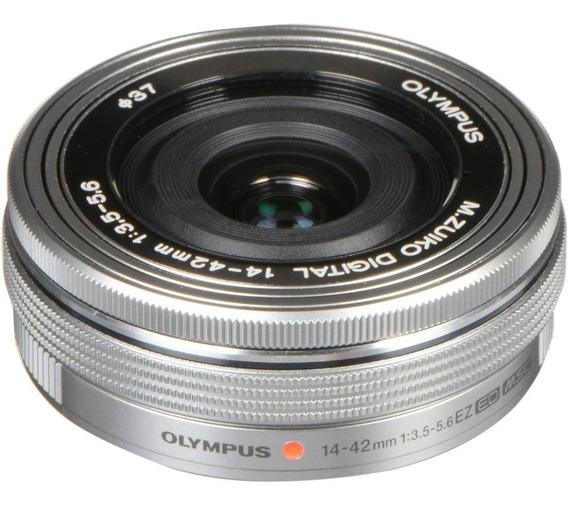 Lente Olympus M.zuiko Digital Ed 14-42mm F/3.5-5.6 Nova