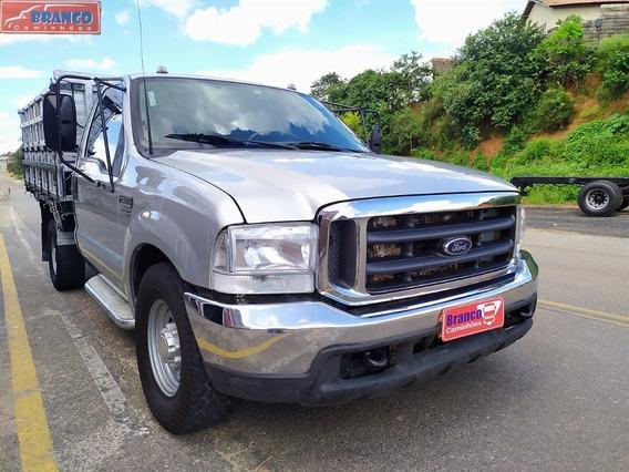 Caminhão Ford F350, 2002,c/ Ar Cond, A Mais Nova Do Brasil!