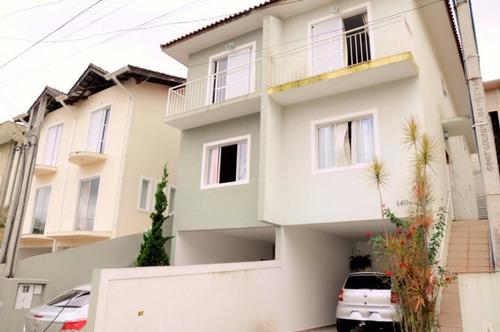 Casa Com 3 Dormitórios À Venda, 125 M² Por R$ 542.000,00 - Vila D'este - Cotia/sp - Ca3508