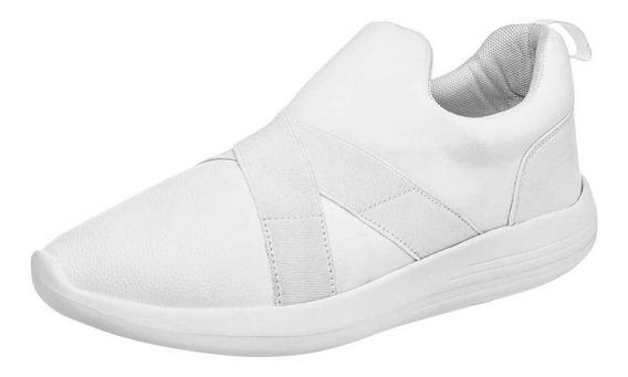 Tenis De Mujer Blanco 679-037