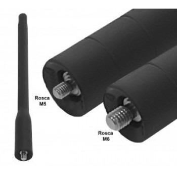 Antena Gol G5 Universal - Parafuso M5 E M6 - Linha Vw