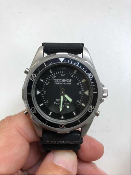 Relógio Technos Skydiver Clássico