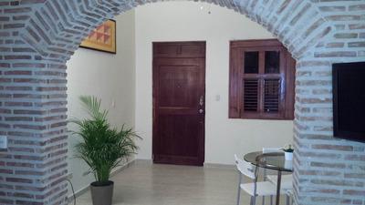 Casa De 120 M2 En Primer Nivel En Zona Colonial