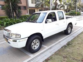 Mazda B-2600 4x4 Gasolina Modelo 2007 Full