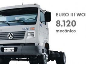 Volkswagen 8.120 0k Contado 50% + 24 Cuotas Sin Interes