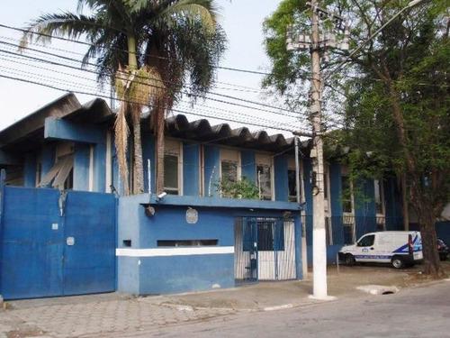Locação Galpão - Jurubatuba, São Paulo-sp - Rr502