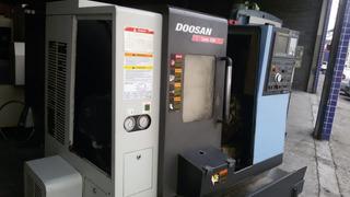 Torno Cnc Doosan Lynx 220 - Indústria Pesada, Usado no