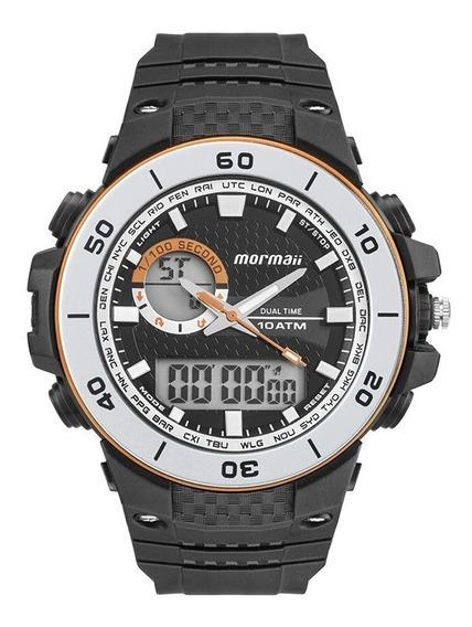 Relógio Mormaii Moad9450aa8m Preto