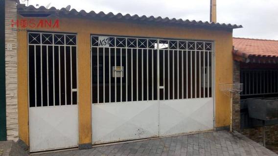 Casa Com 3 Dormitórios À Venda, 122 M² Por R$ 400.000 - Serpa - Caieiras/sp - Ca0686