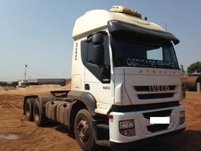 Iveco Stralis 420 - 6x4 - 2009 - Primeiro Caminhão - $48.000