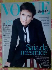 Revista Vogue Xuxa