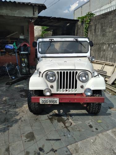 Imagem 1 de 4 de Willis Jeep Cj5
