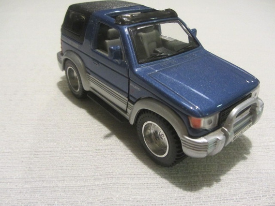 Miniatura Mitsubishi Pajero Full 97 Capota Rigida