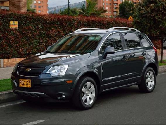 Chevrolet Captiva Sport 2.4l Perfecto Estado