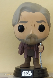 Funko Pop Luke Skywalker #193 Original Loose