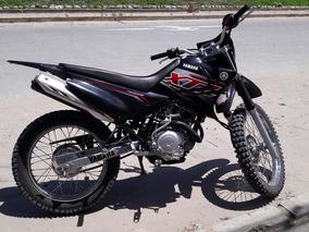 Yamaja Xtz 125 Negro