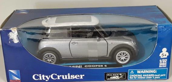 New Ray - City Cruiser - Mini Cooper S - Escala 1/32