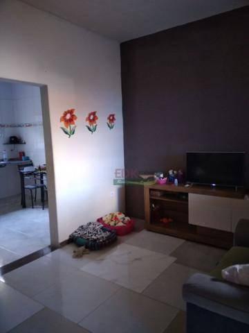 Imagem 1 de 3 de Casa Com 3 Dormitórios À Venda Por R$ 116.600 - Campinas - Pindamonhangaba/sp - Ca5187