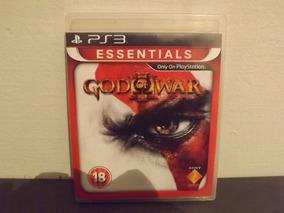 Ps3 God Of War 3 - Dublado Em Português De Portugal - Europa