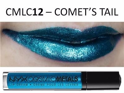 Nyx Labial Cosmic Metal Lip Cream - Comets Tail