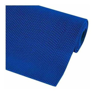 Rollo Piso Wet Gran S 5mmx1,20x15mt Qrubber Azul (c/envio)