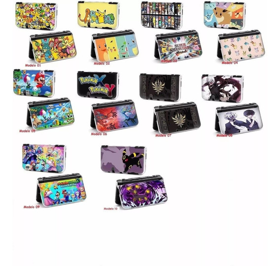 Capa Cover Plate New 3ds Xl