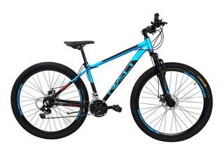 Tec-jb Deportes - Bicicleta Selva 27.5 H Azul/negro Mate Ra
