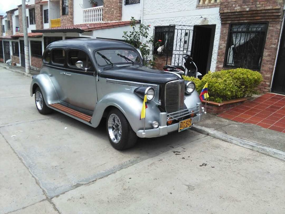 Vendo - Automovil Antiguo Dodge Desoto 1938 - 4 Puertas