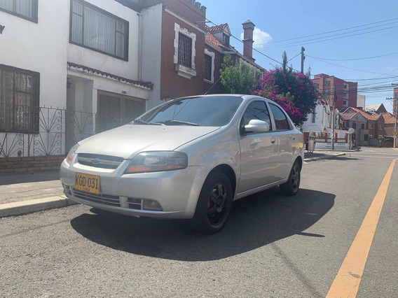 Chevrolet Aveo 1.6 Full Equipo