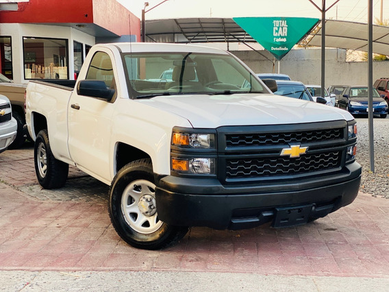 Chevrolet Silverado Ls 1500 6 Cilindros (estandar) 2014