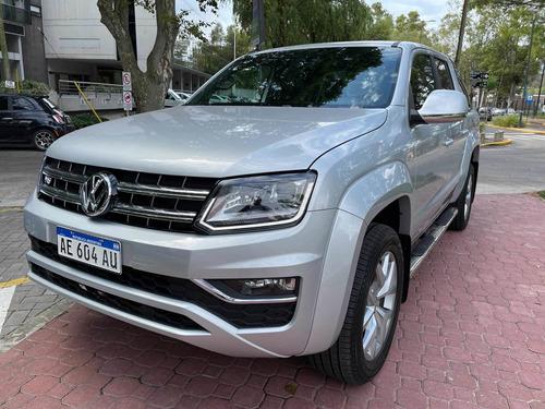 Volkswagen Amarok V6 258hp 0km 2021 4motion Automatica