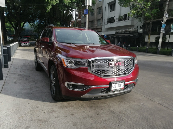 Gmc Acadia 3.7 Denali At 2017